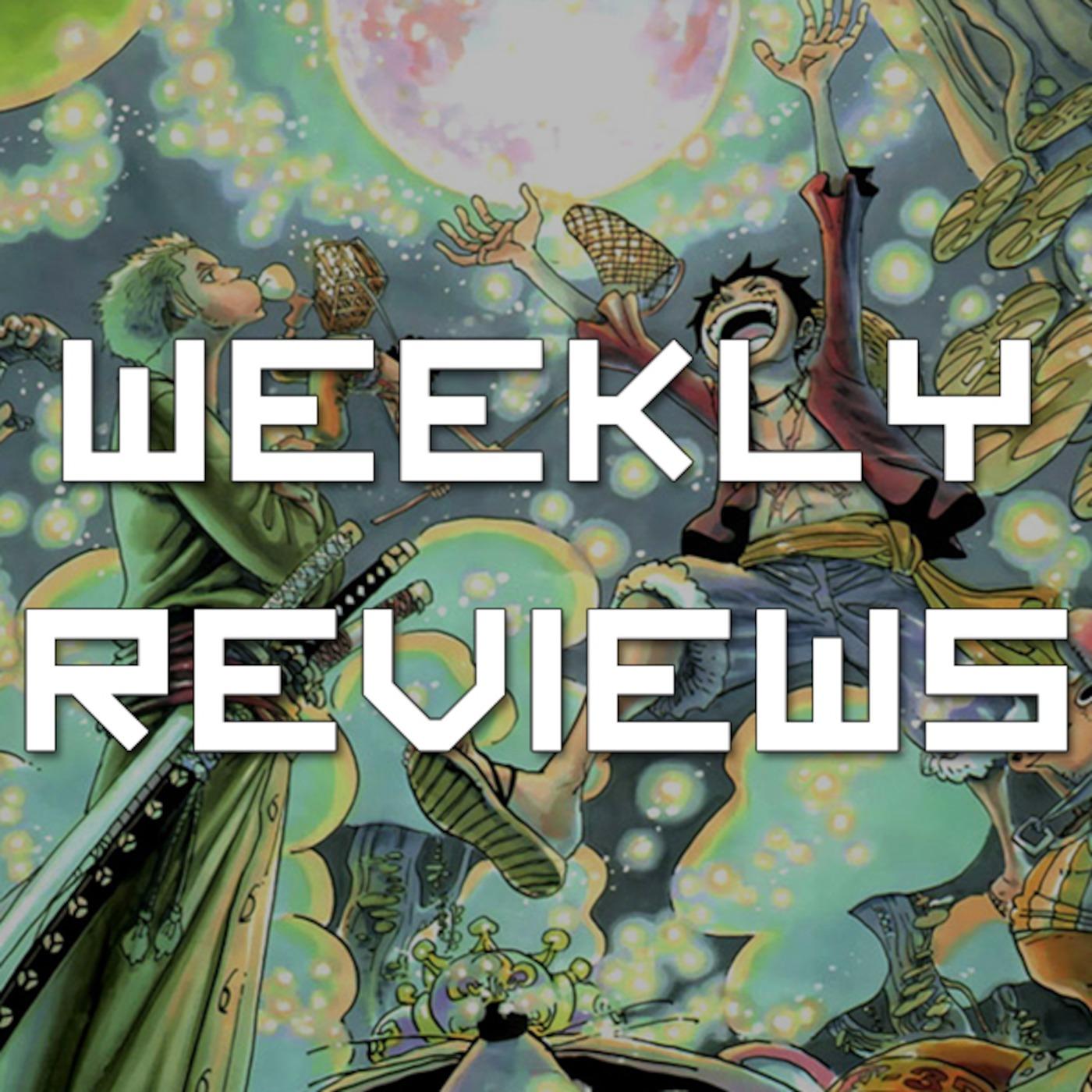 Anime Weekly with Jumbogerman