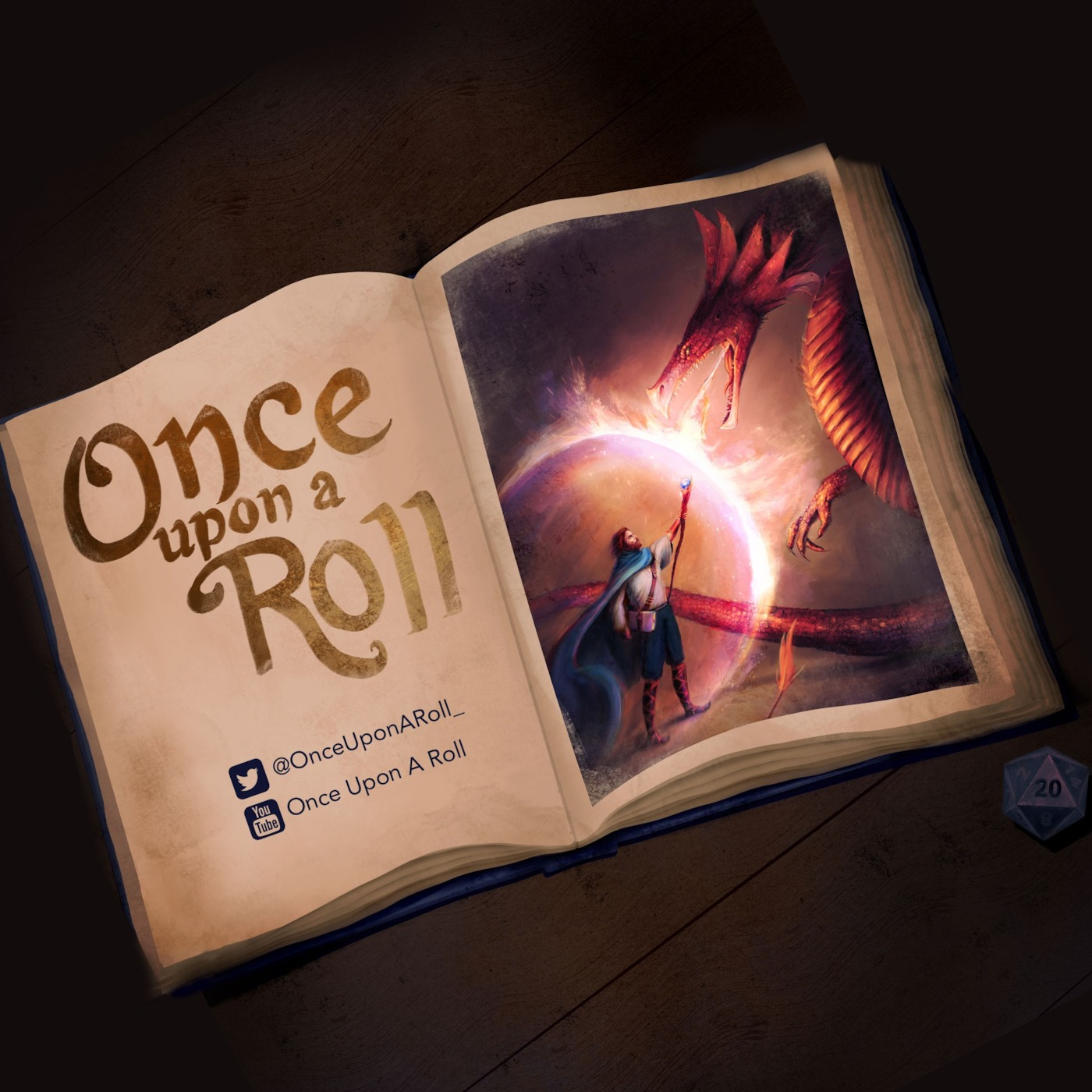 Once Upon A Roll - TopPodcast com