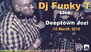 Dj Funky T (Funky People Nights) Podcast