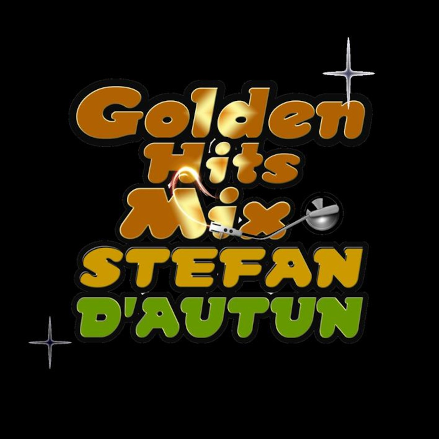 STÉFAN D'AUTUN - GOLDEN HITS MIX
