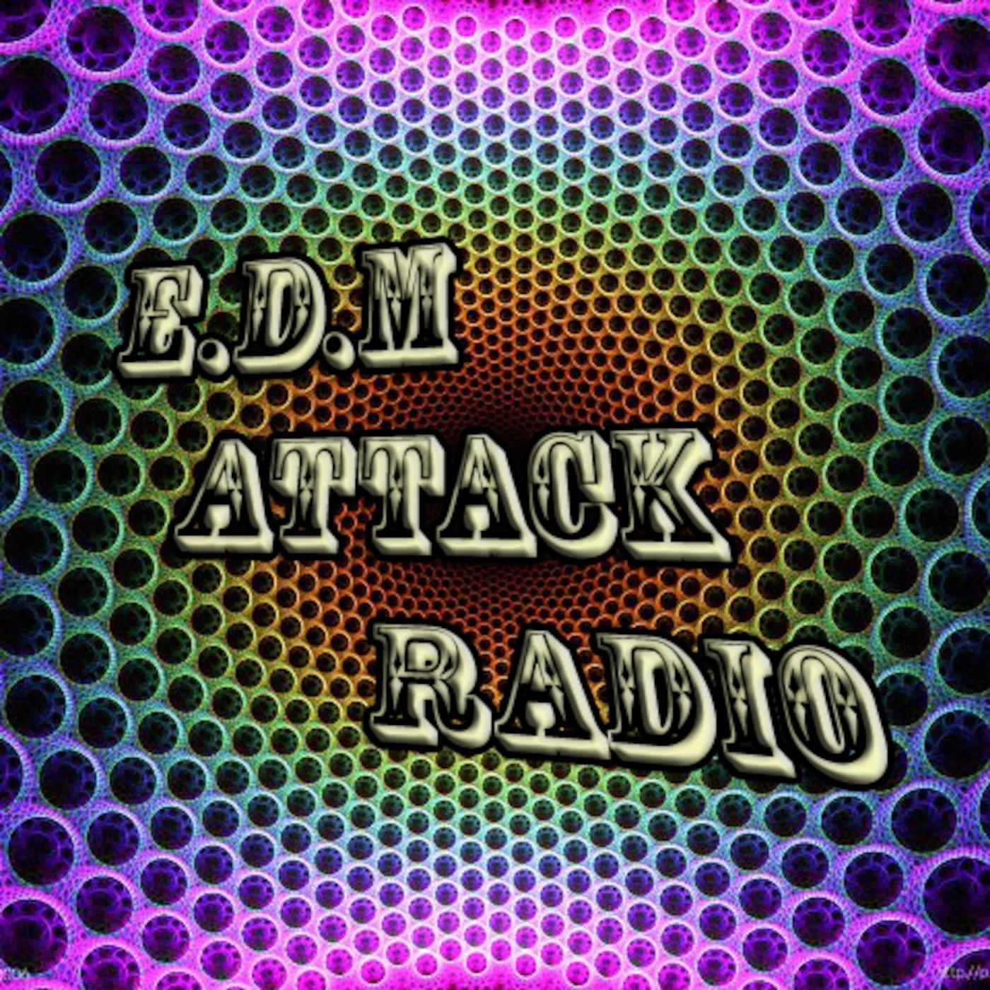 DjNaughtyNate: EDM Attack Radio
