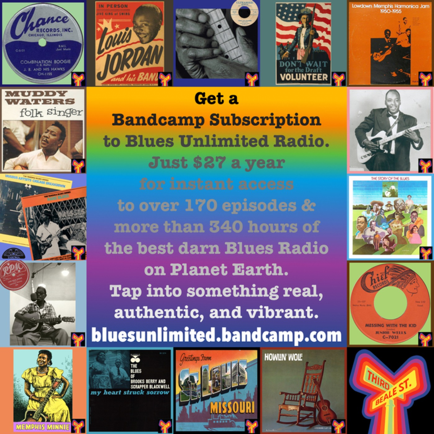 Blues Unlimited - The Radio Show