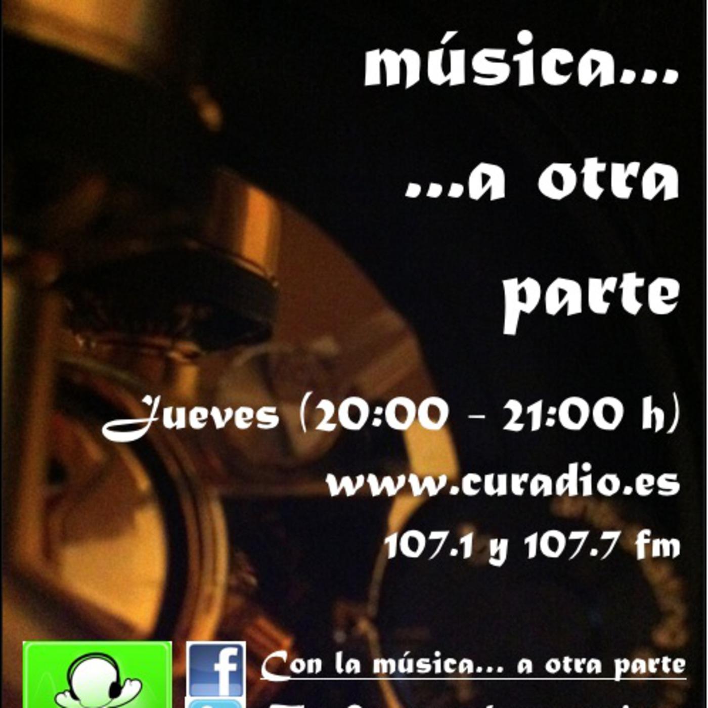 Con la música... a otra parte (www.curadio.es)