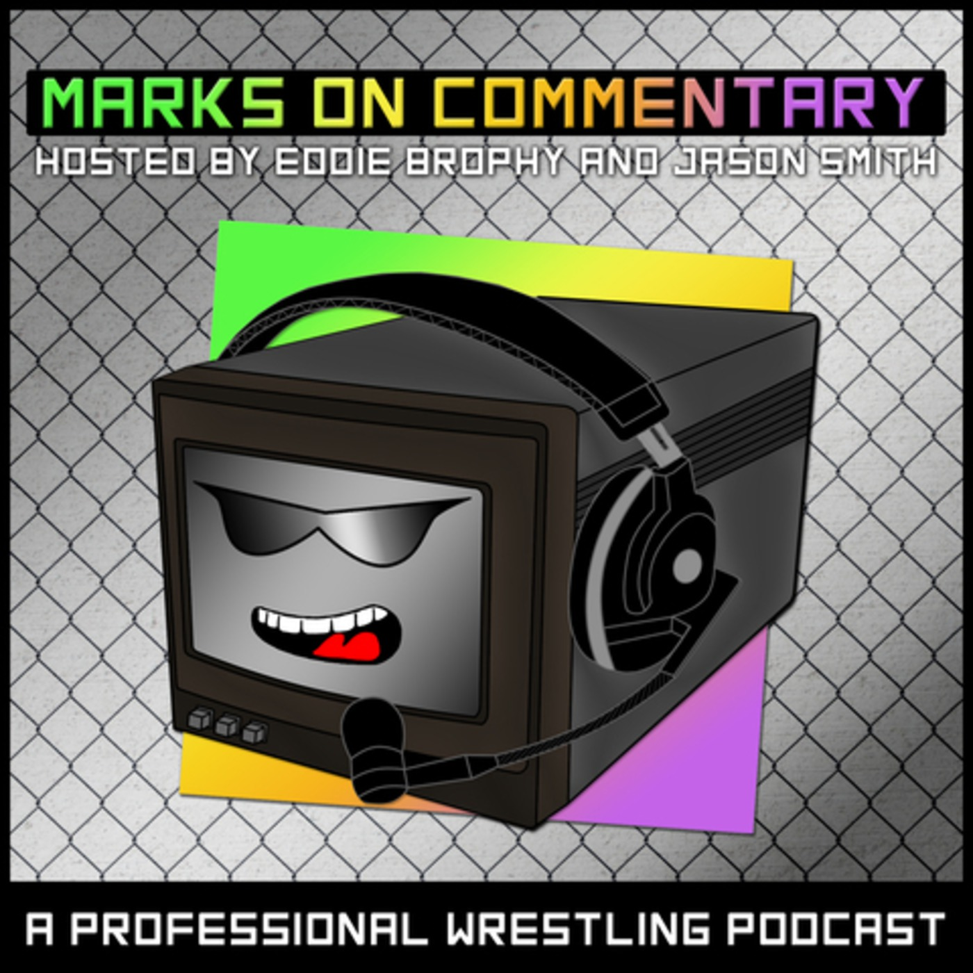 Marks on Commentary - A Pro Wrestling Podcast