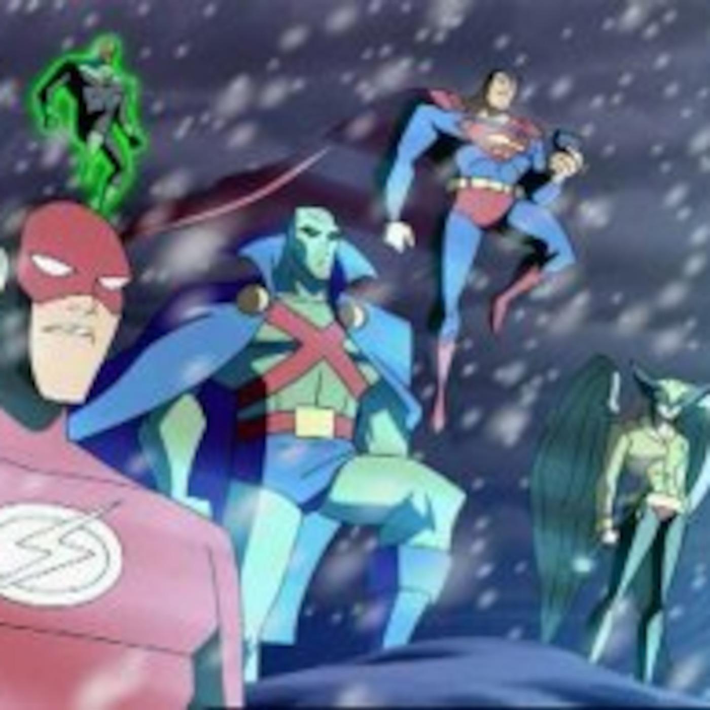 I\'m Batman Bonus Episode: COMFORT AND JOY Justice League I\'m Batman ...
