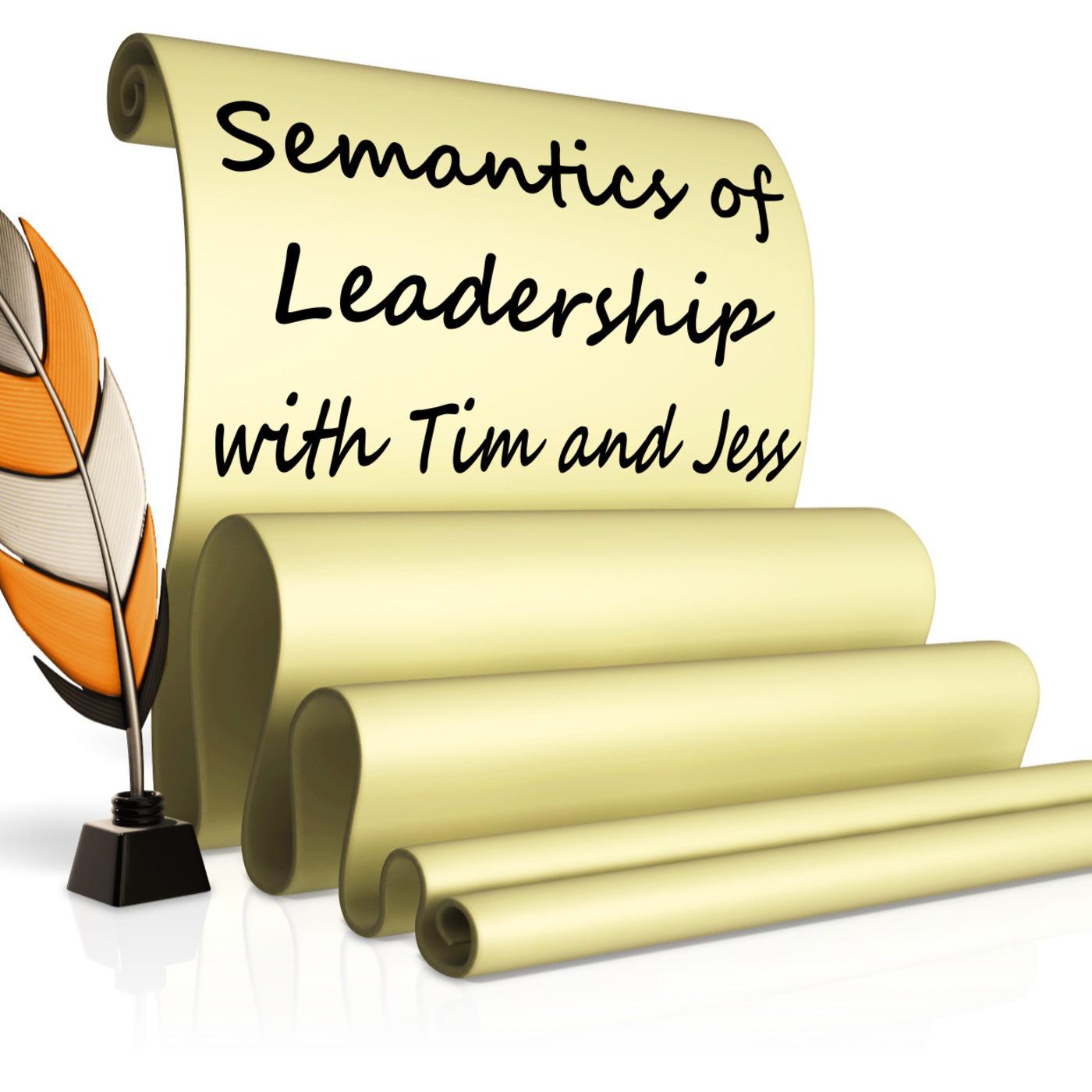 Semantics of Leadership