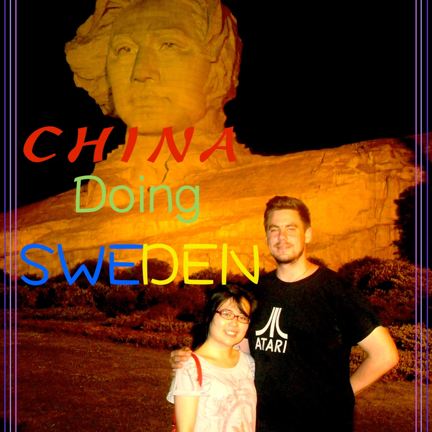 China Doing Sweden