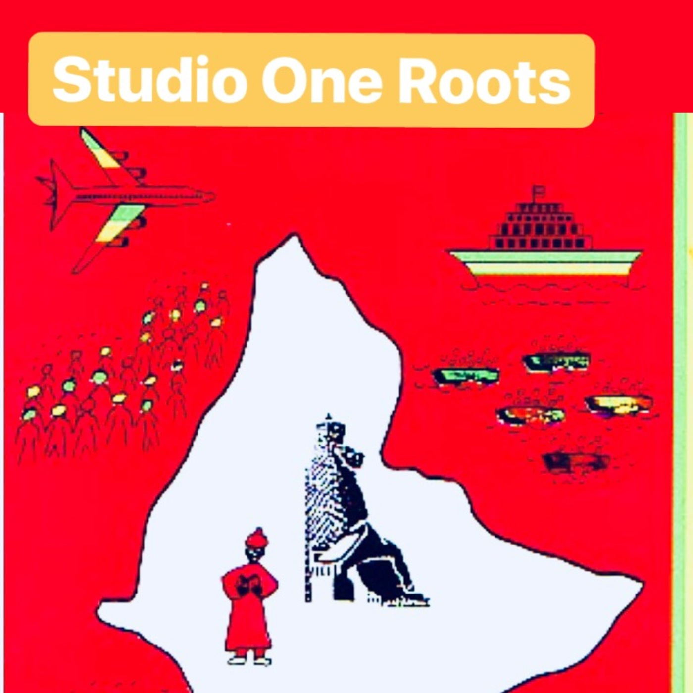 rocksteady to reggae to roots to rubAdub