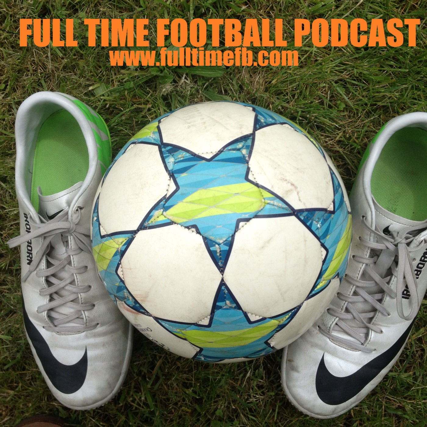 Full Time Football Podcast