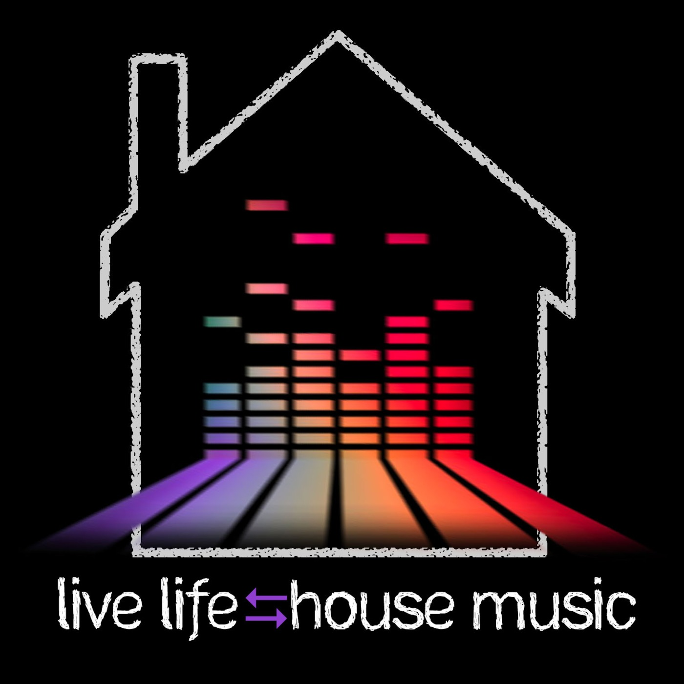 Live Life Through House Music's Podcast