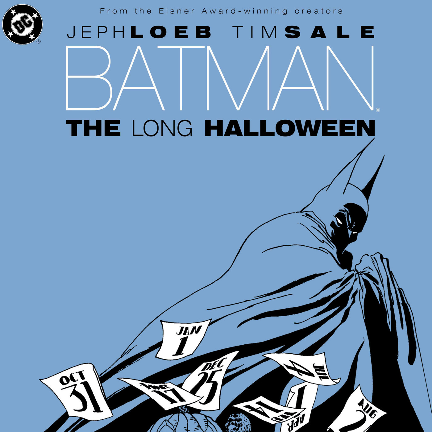 pod|fanatic | podcast: batman: the long halloween - audio drama