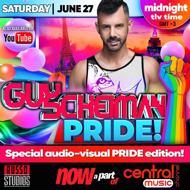 Guy Scheiman - Live Pride Stream 2020