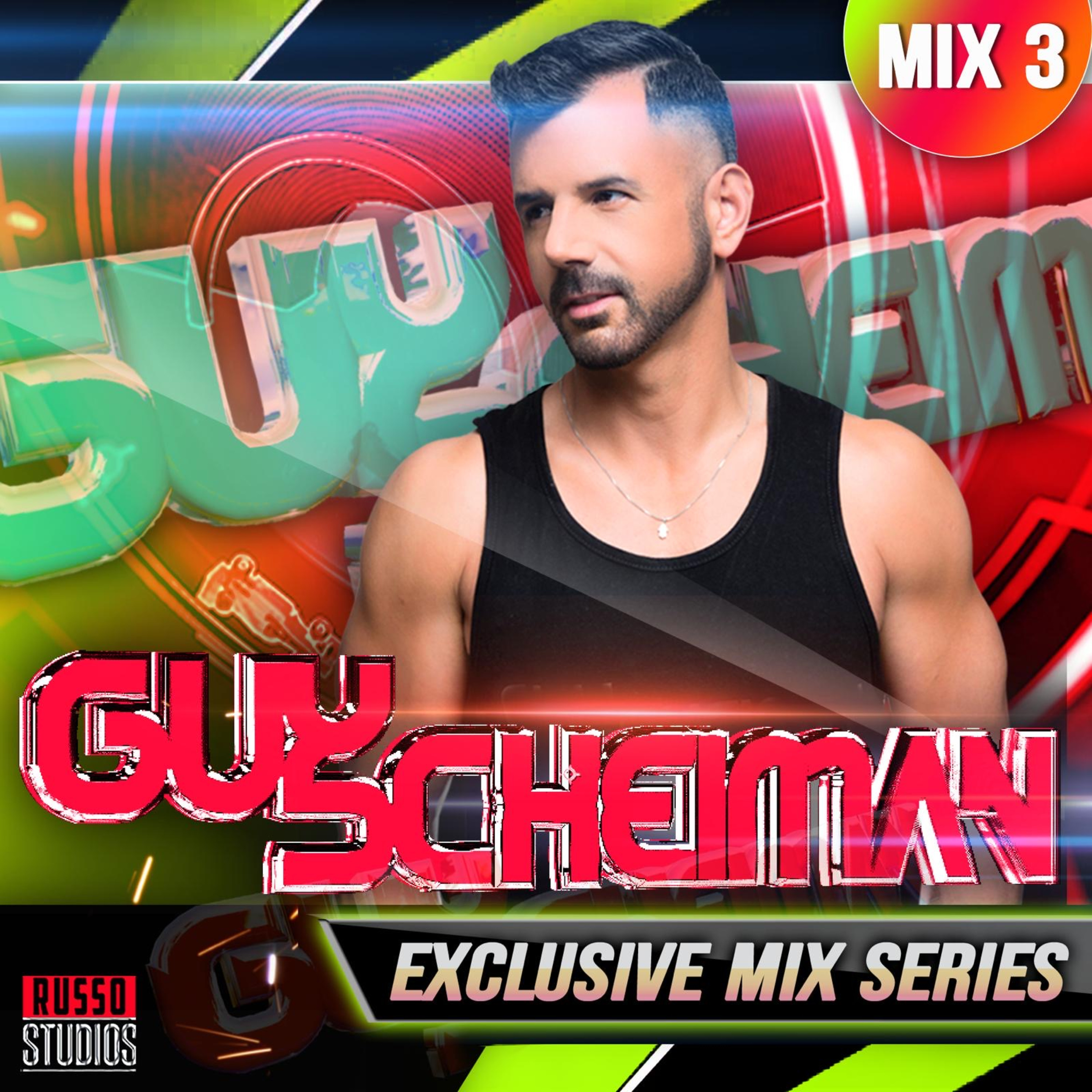 Guy Scheiman Exclusive Mix 3 - Out Traveler Halloween Feature Podcast