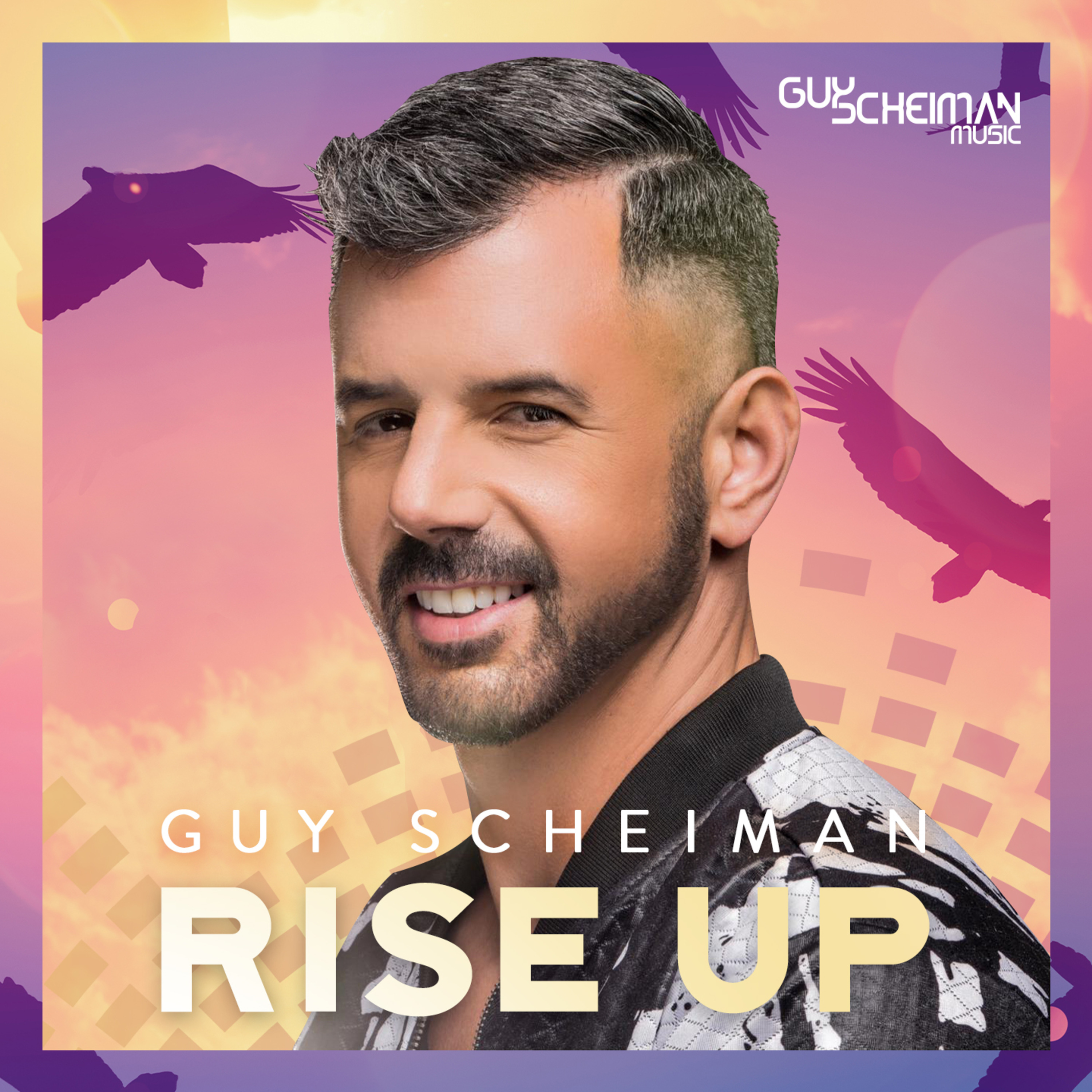 Rise Up - Mixed By Guy Scheiman