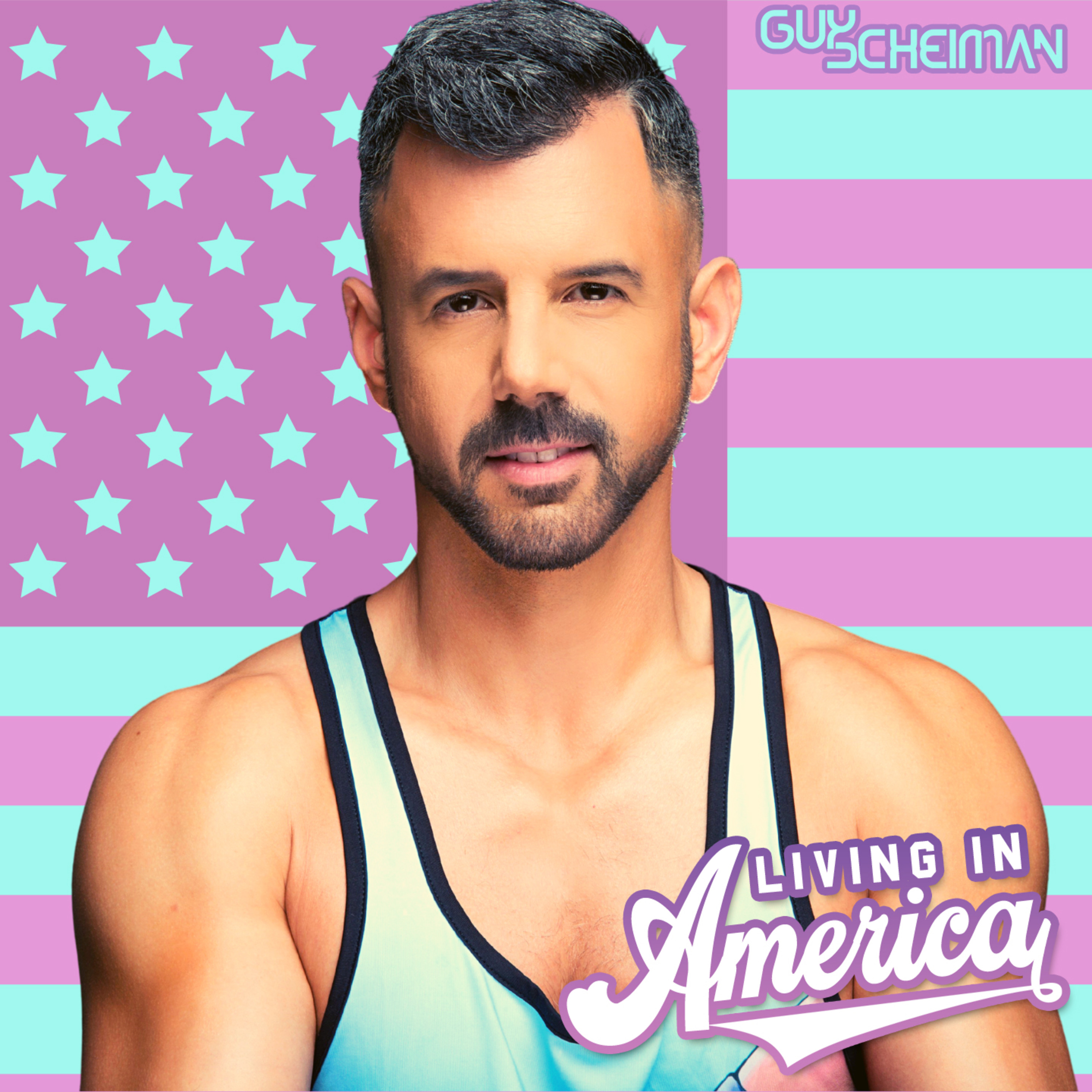 'Living In America' Mixed By Guy Scheiman