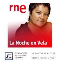 Especial Radio Alzheimer FAE. El Rincón de Aloysa.
