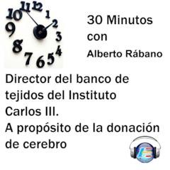 Alberto Rábano, director del banco de tejidos del Instituto Carlos III. A pro...