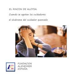 Cuando se agotan los cuidadores: el síndrome del cuidador quemado. El Rincón ...