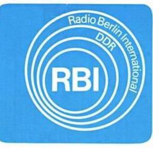 Radio Guia Internacional No.6 - Radio Berlín Internacional.
