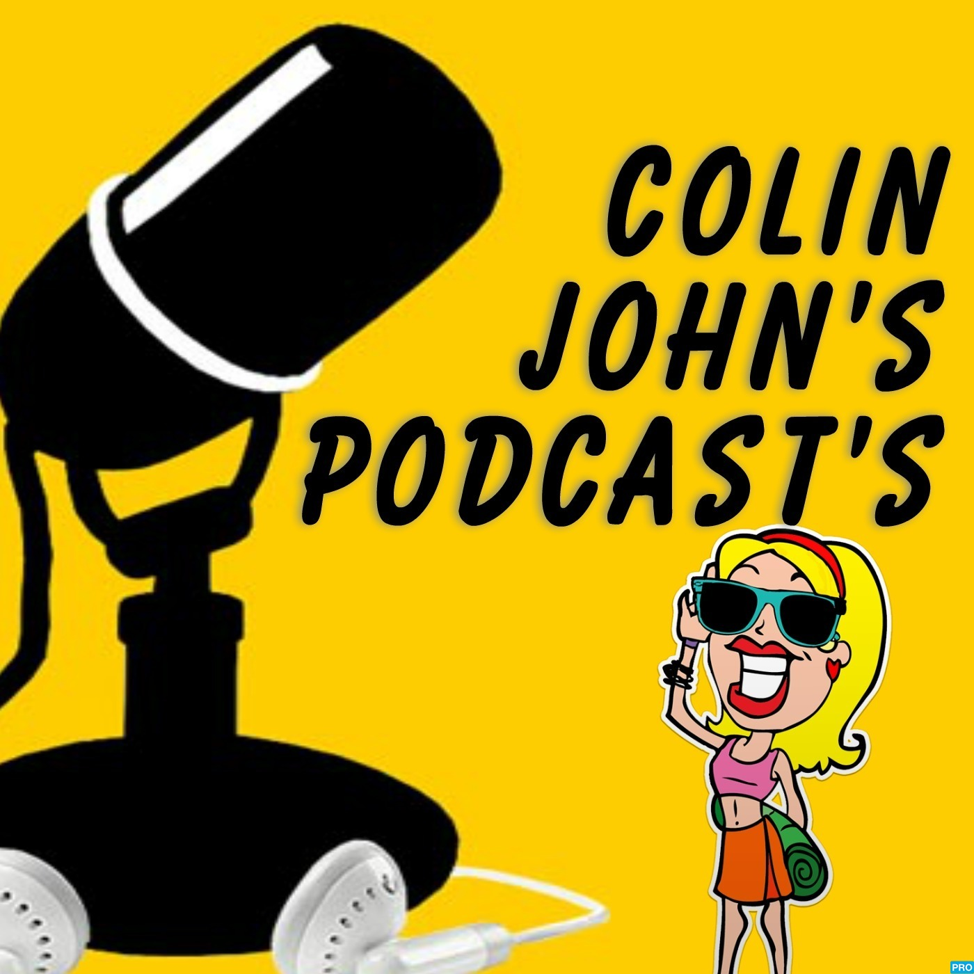 Colin John's Podcast
