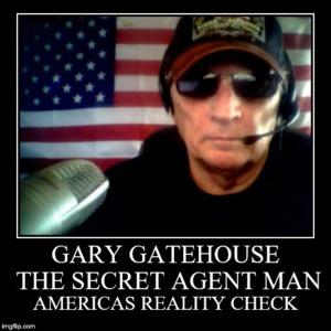 GARY GATEHOUSE THE SECRET AGENT MAN DAILY POLITICAL