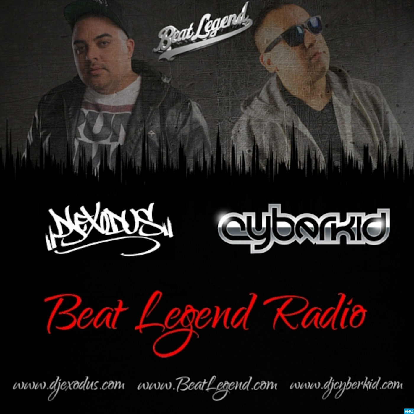 DJ EXODUS | BEATLEGEND's Podcast