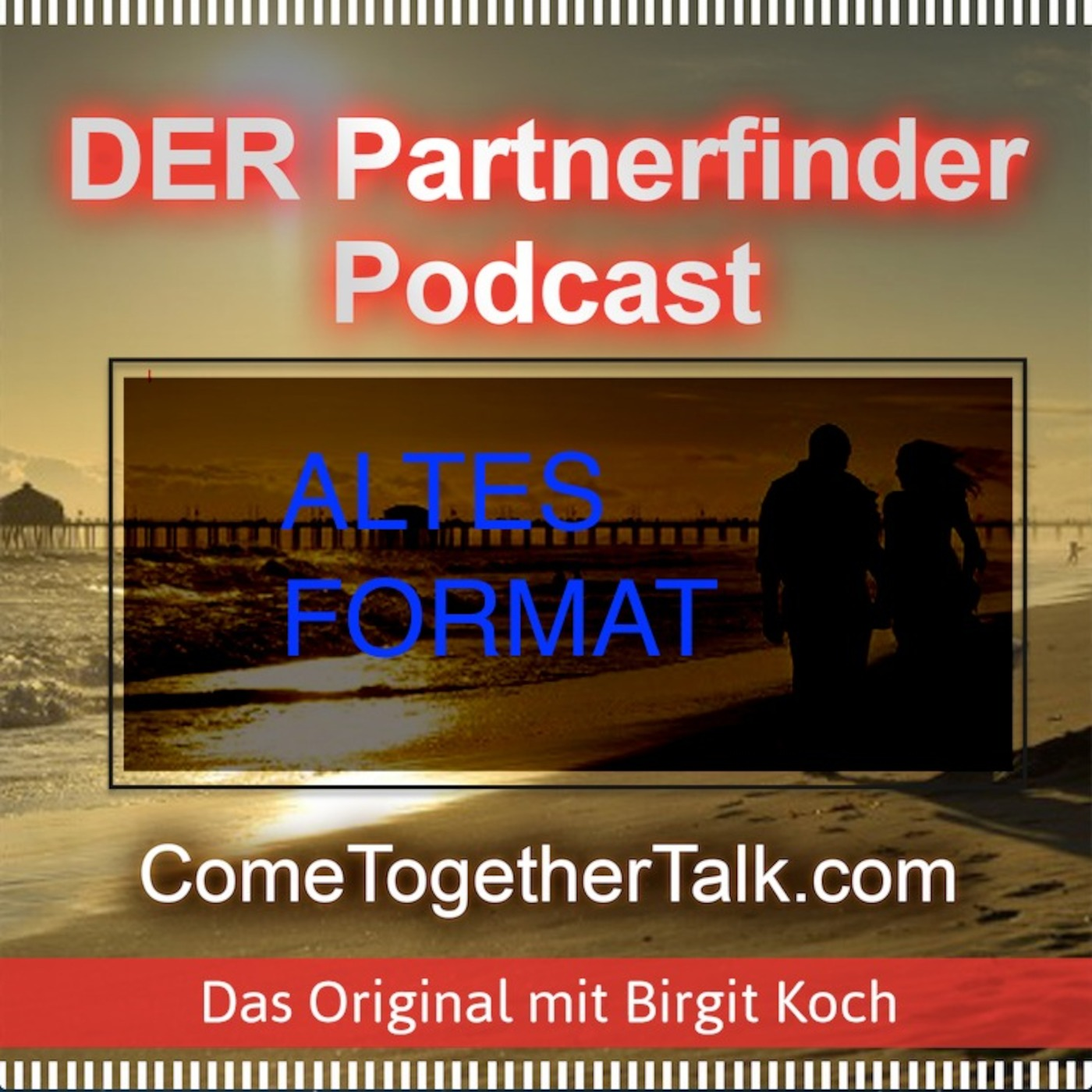 ComeTogetherTalk- DER Partnerfinder Podcast