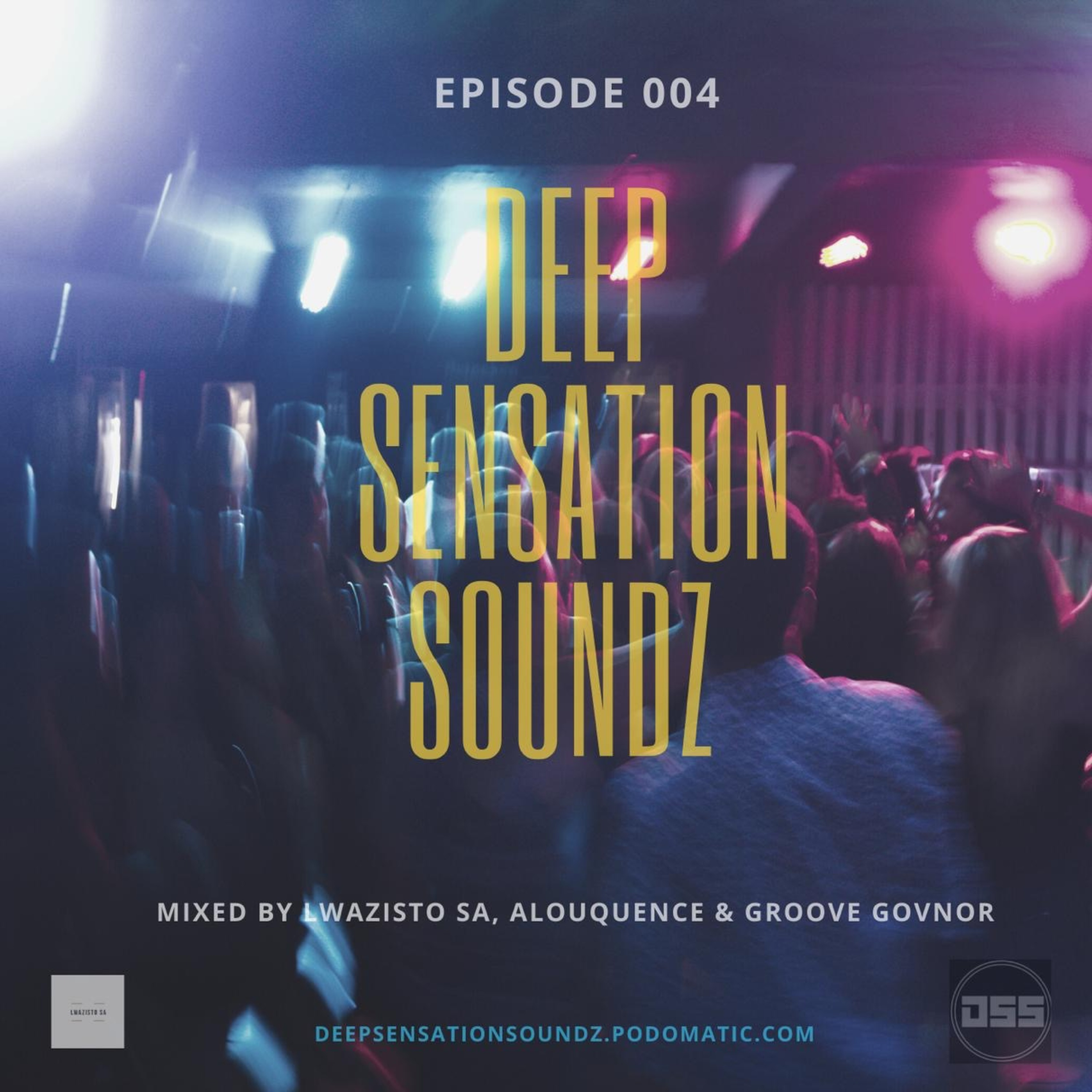 Deep Sensation Soundz 004-C(Guest Mix By Groove Govnor)