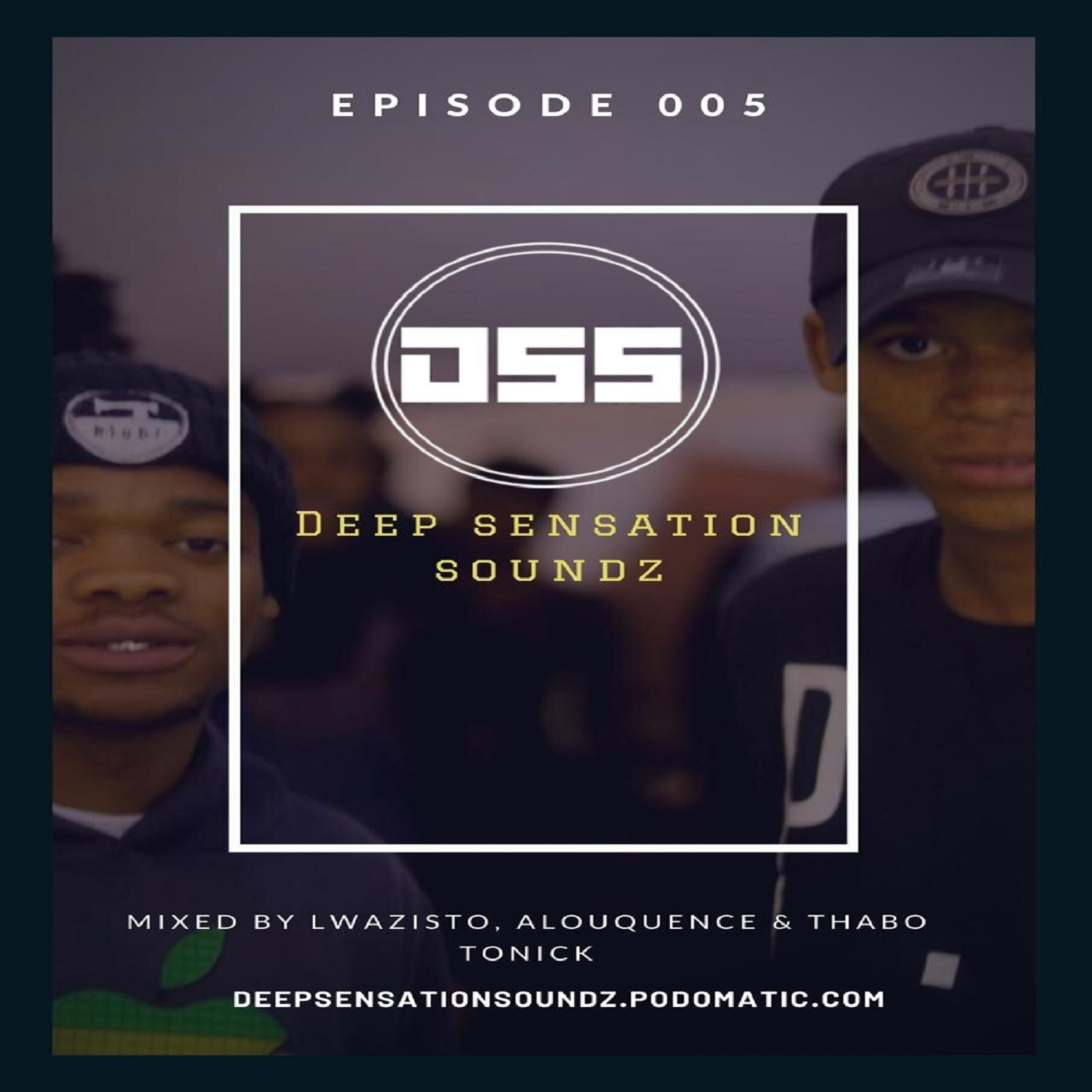 Deep Sensation Soundz 005-C(Guest Mix by Thabo Tonick)