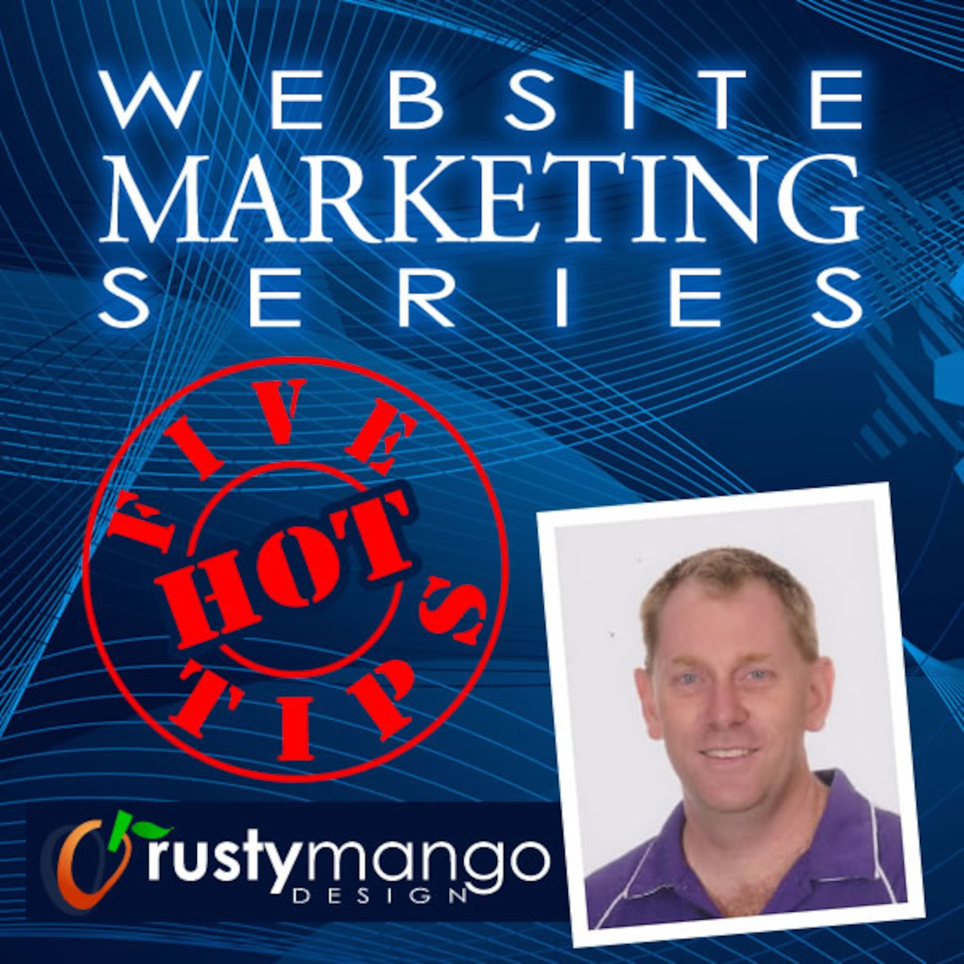 Website Marketing Series - Rusty Mango Design
