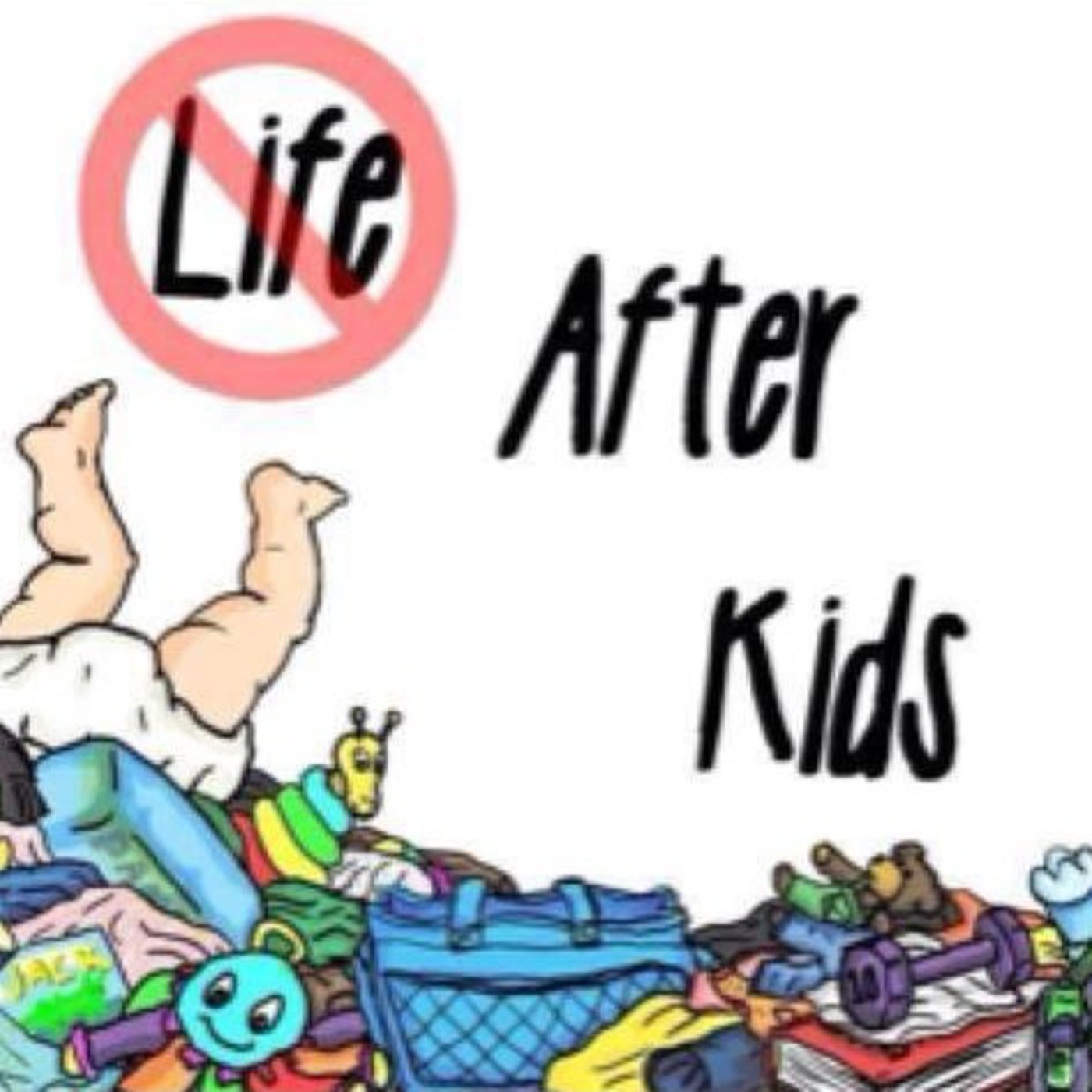 Life After Kids with Kell, Rich and Ryan