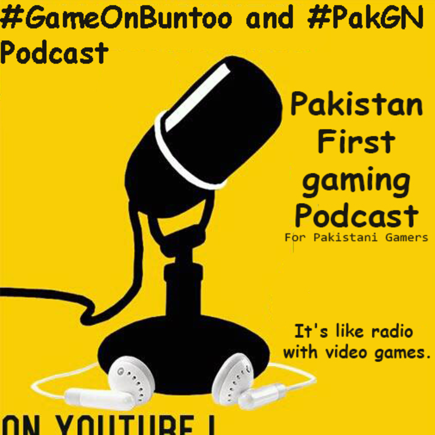 PAKGN's Podcast