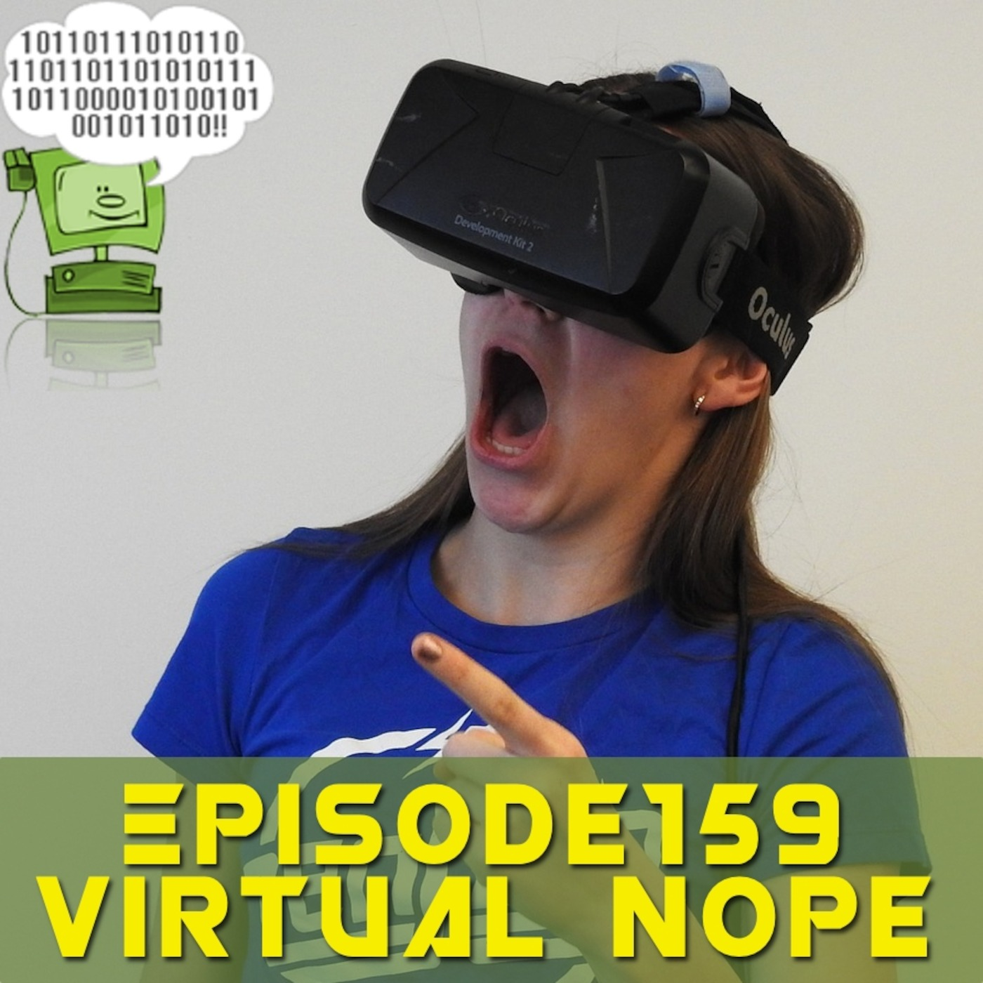 Episode 159 - Virtual Nope! IT Babble's podcast