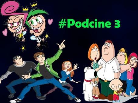 #Podcine 3-Animações