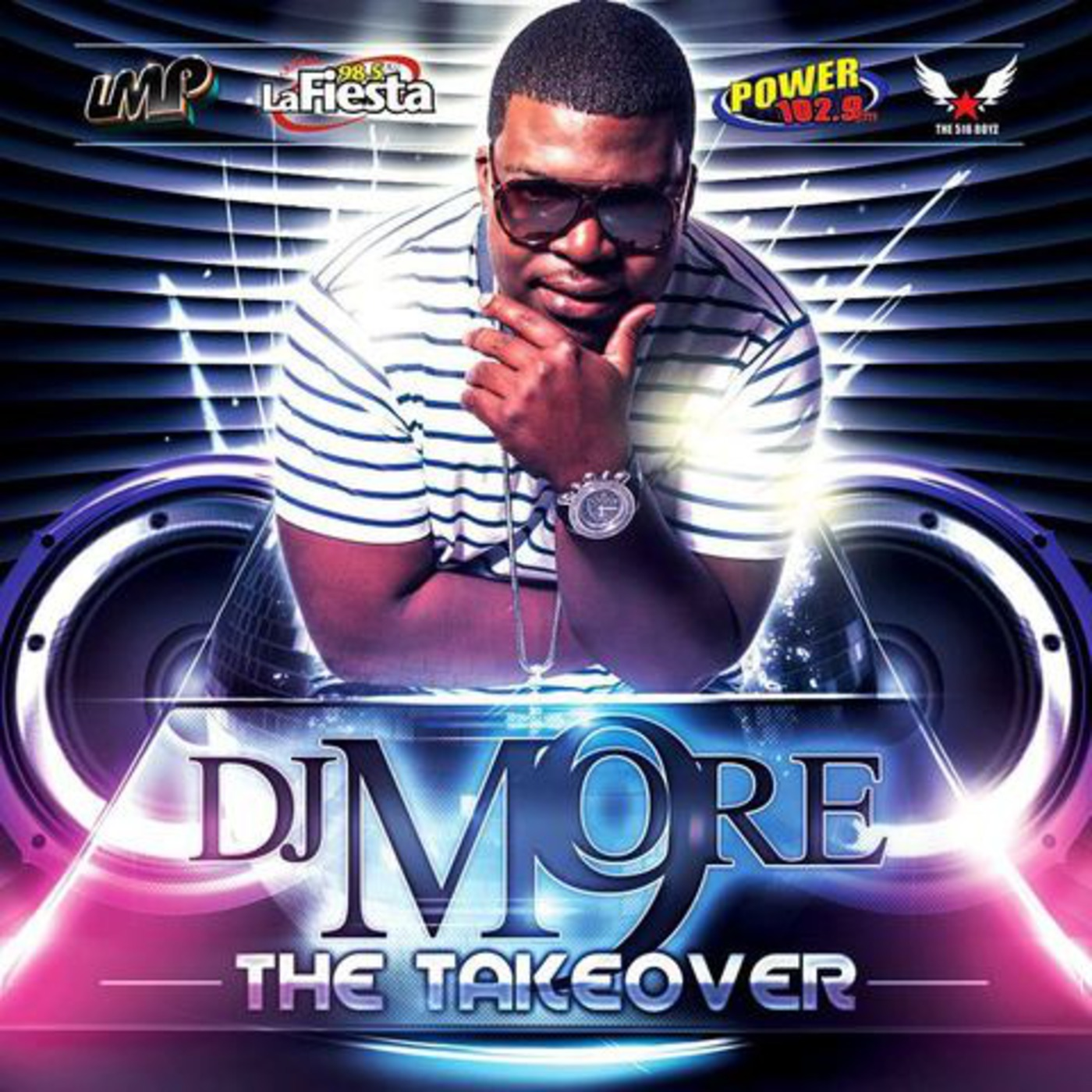 dj More9 the take over