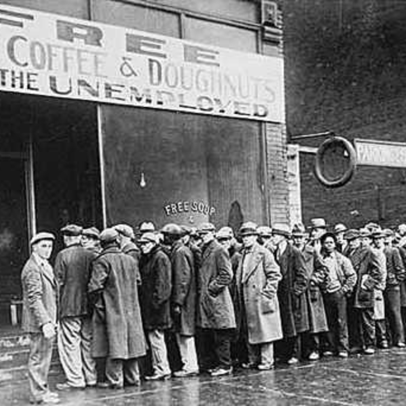 the new deal the financial aid of the government during the great depression