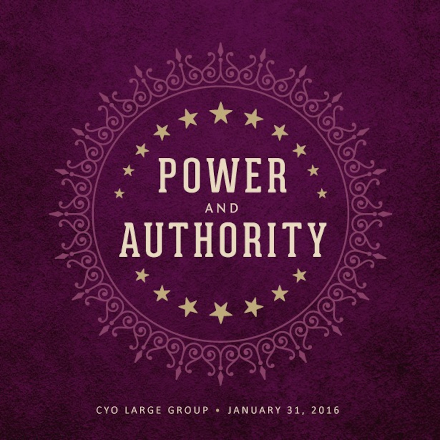 power and authority in the