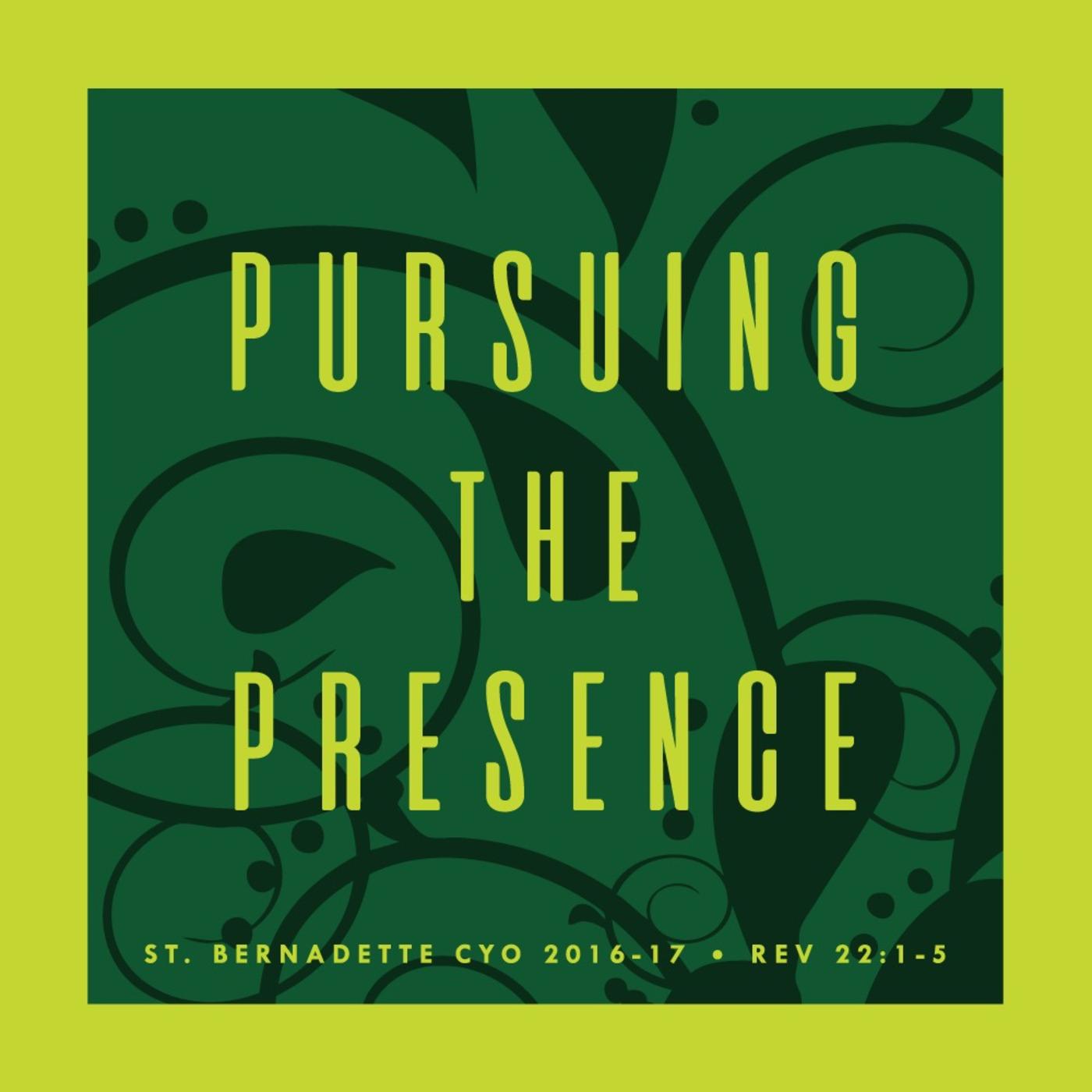 St. Bernadette CYO's Podcast