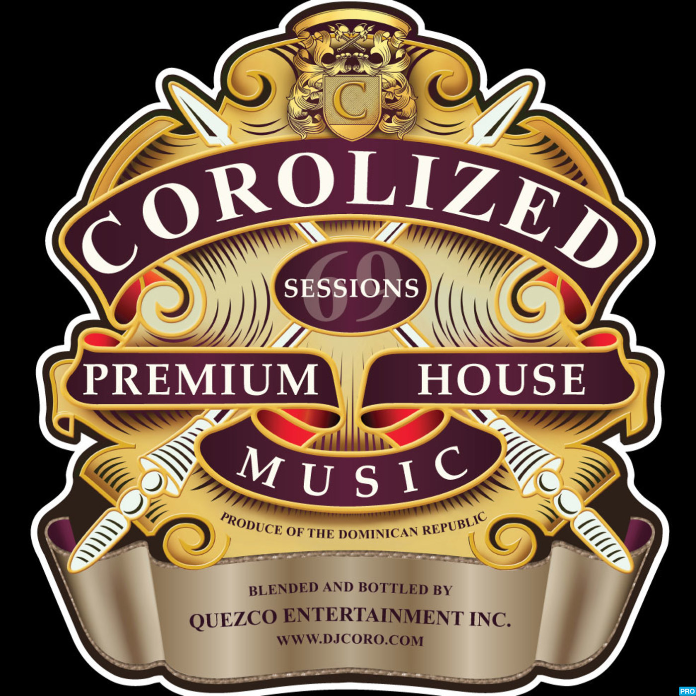 Corolized Sessions