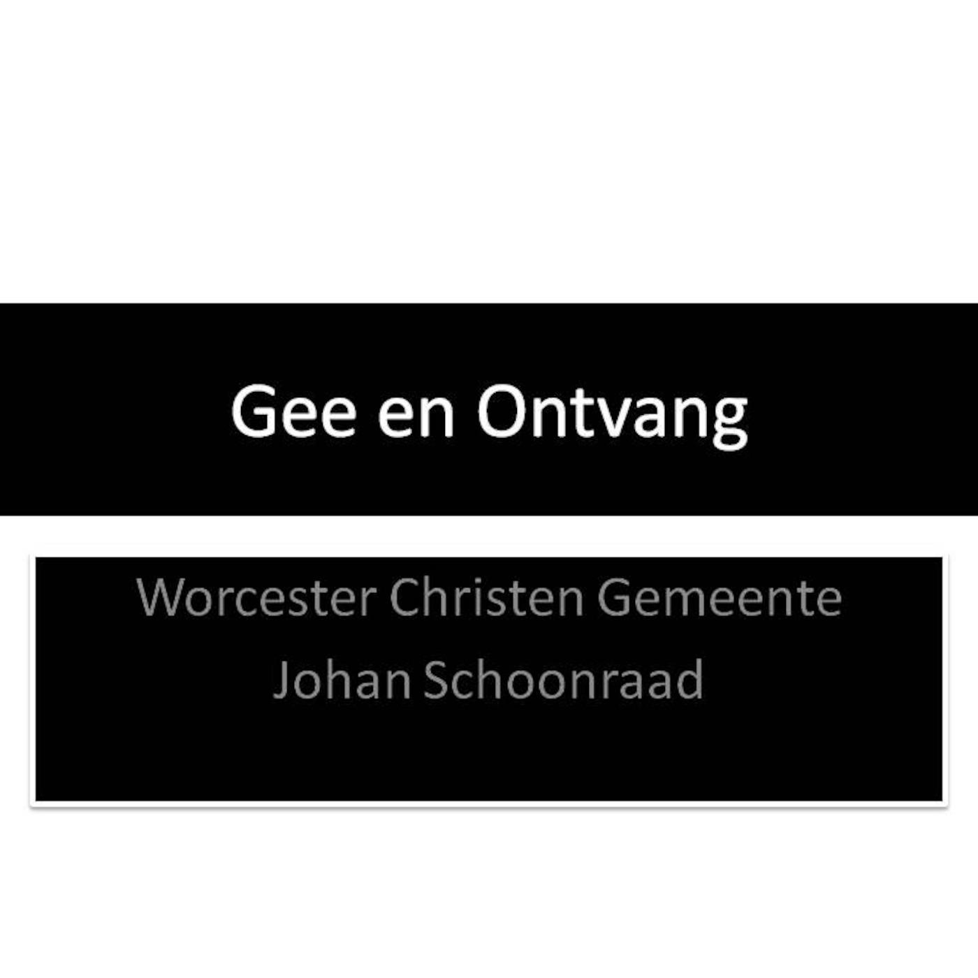 Worcester Christen Gemeente's Podcast