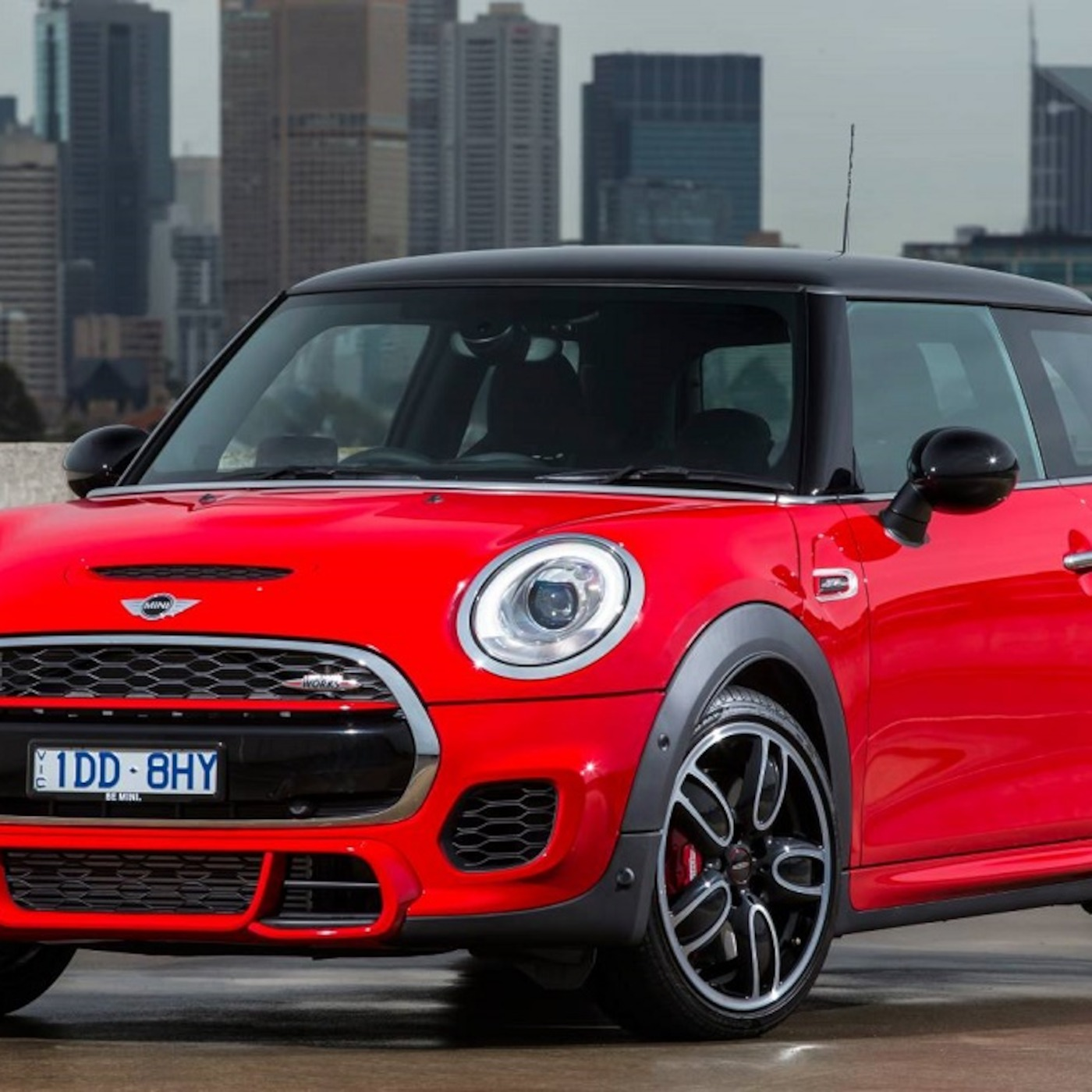 Cars And Coffee – MINI John Cooper Works Behind The Wheel