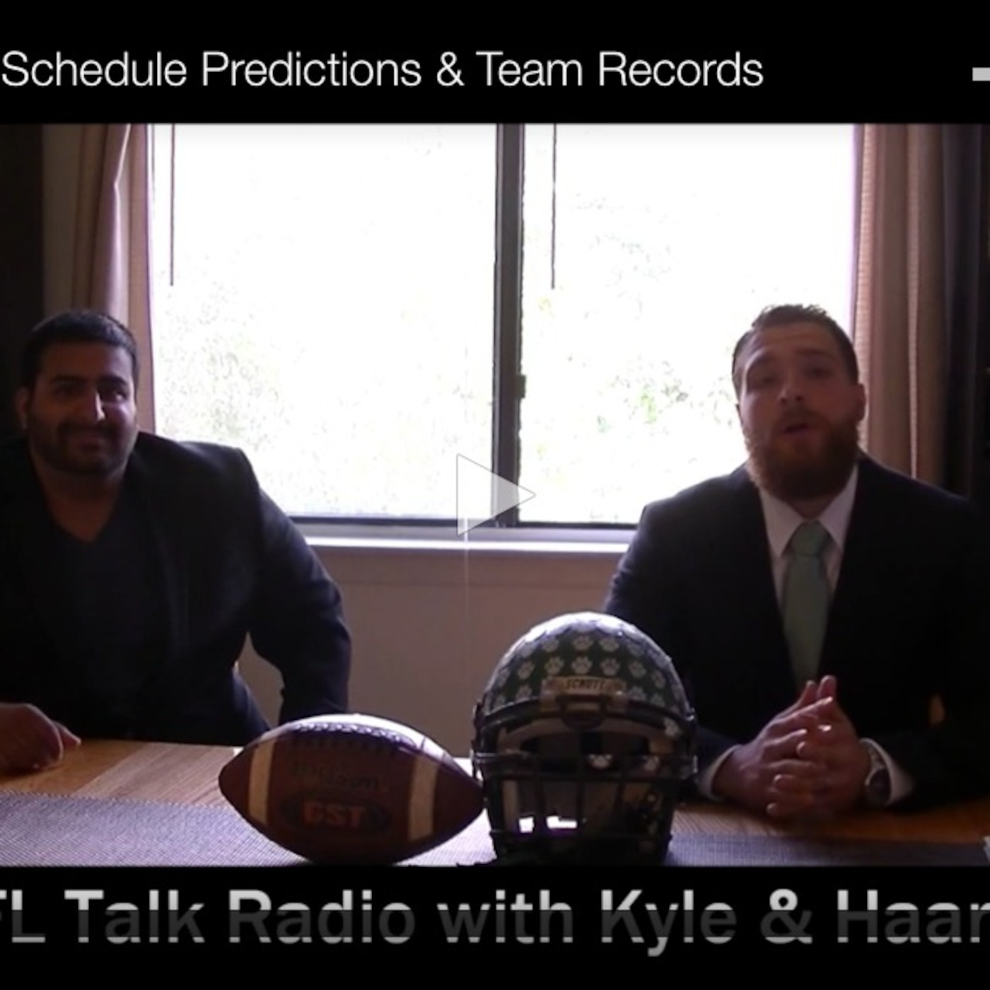 NFL Talk Radio with Kyle & Haarris