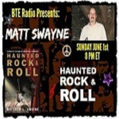 6/1/2014 Matt Swayne and Haunted Rock and Roll