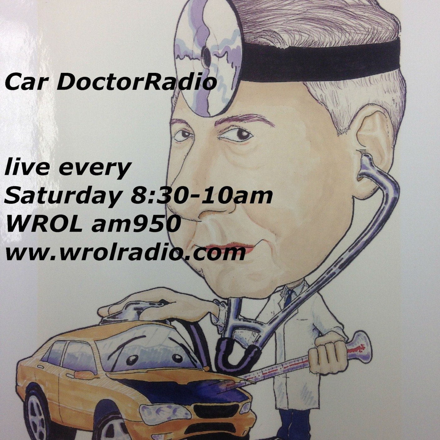 John Paul - Car Doctor Radio Podcast