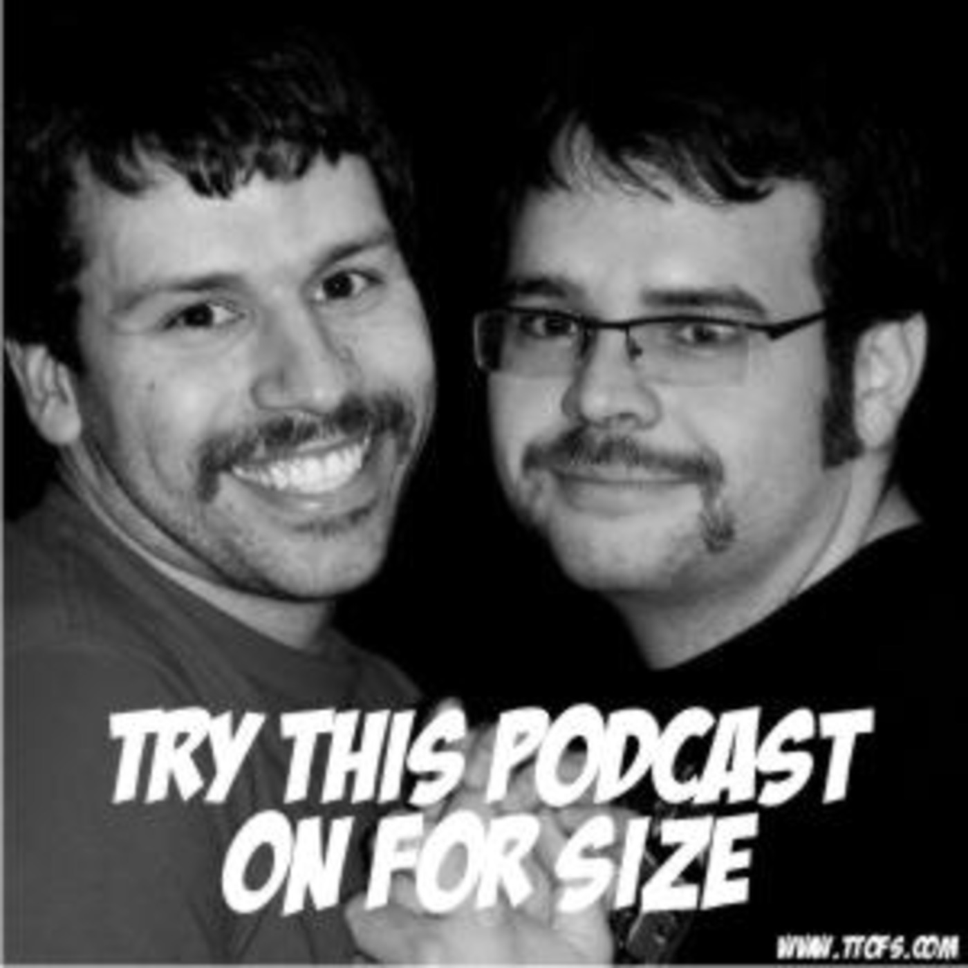 TRY THIS [PODCAST] ON FOR SIZE
