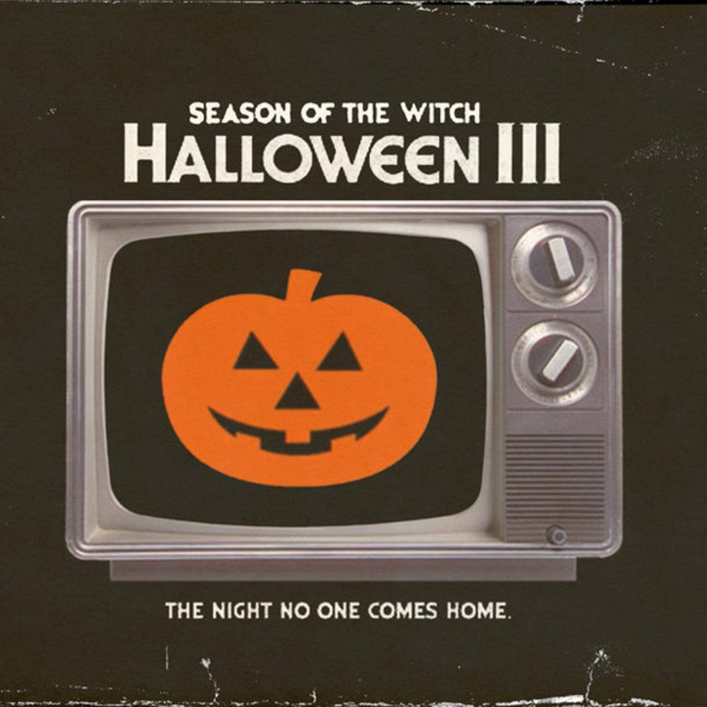Horror 101 - Episode 69: Halloween III - Season Of The Witch ...