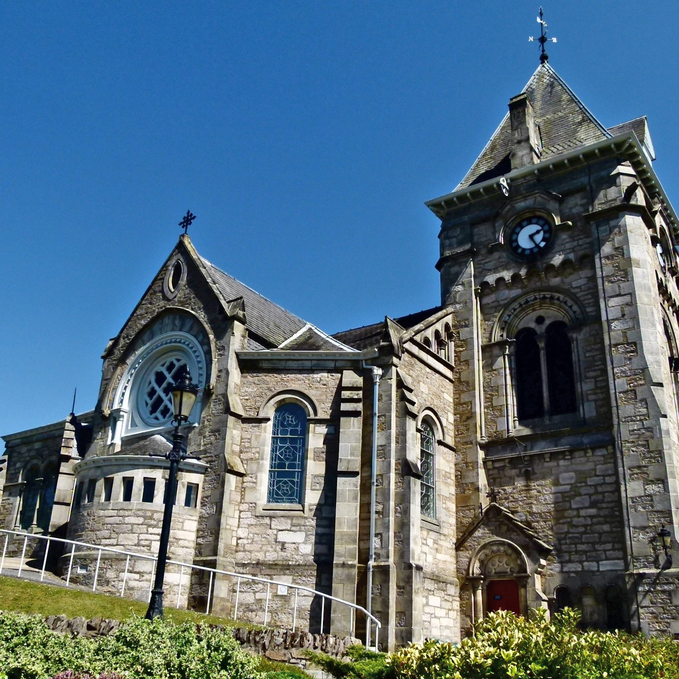 Pitlochry Church of Scotland Sermon-Cast