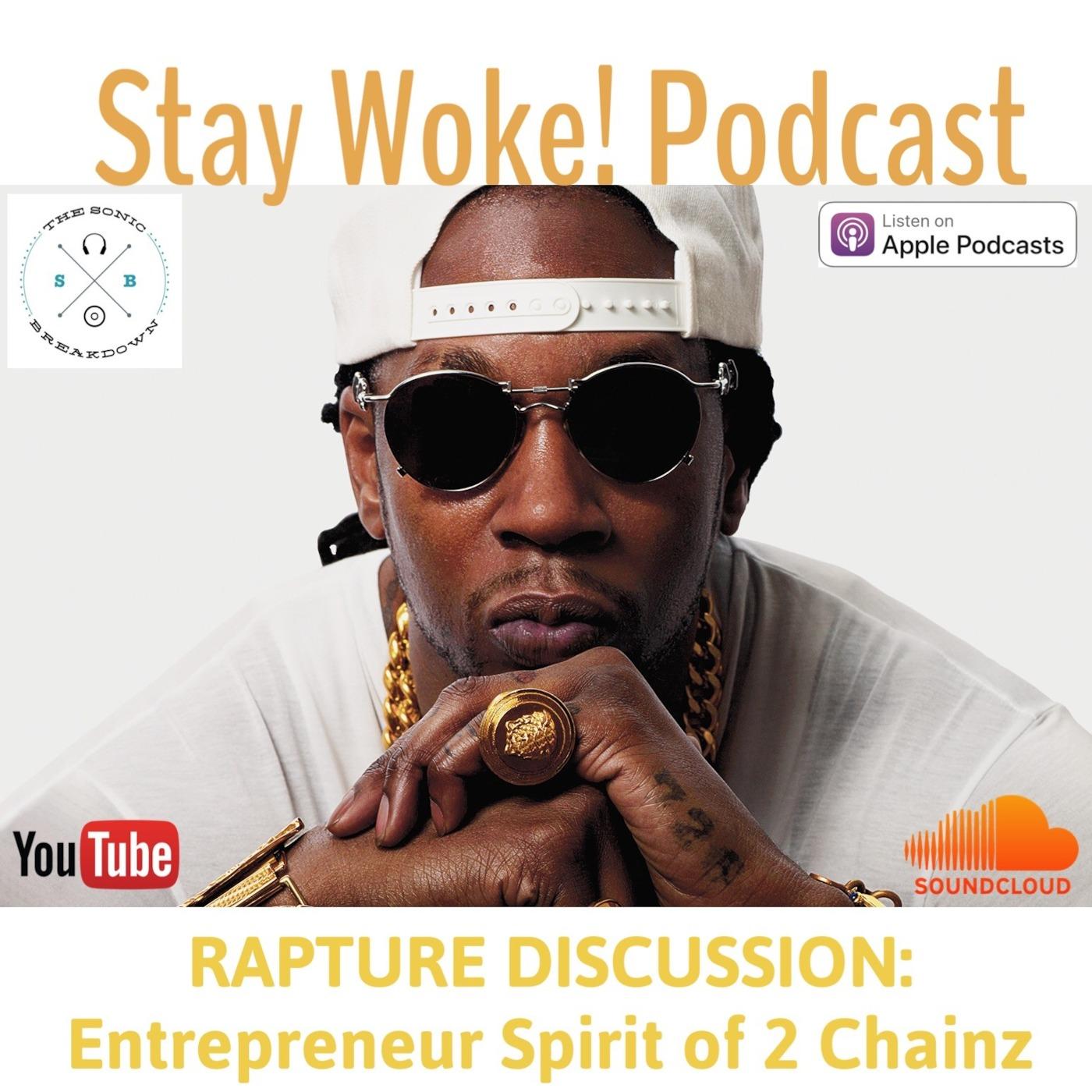 Podknife - Stay Woke! Podcast by DeRa Brinson