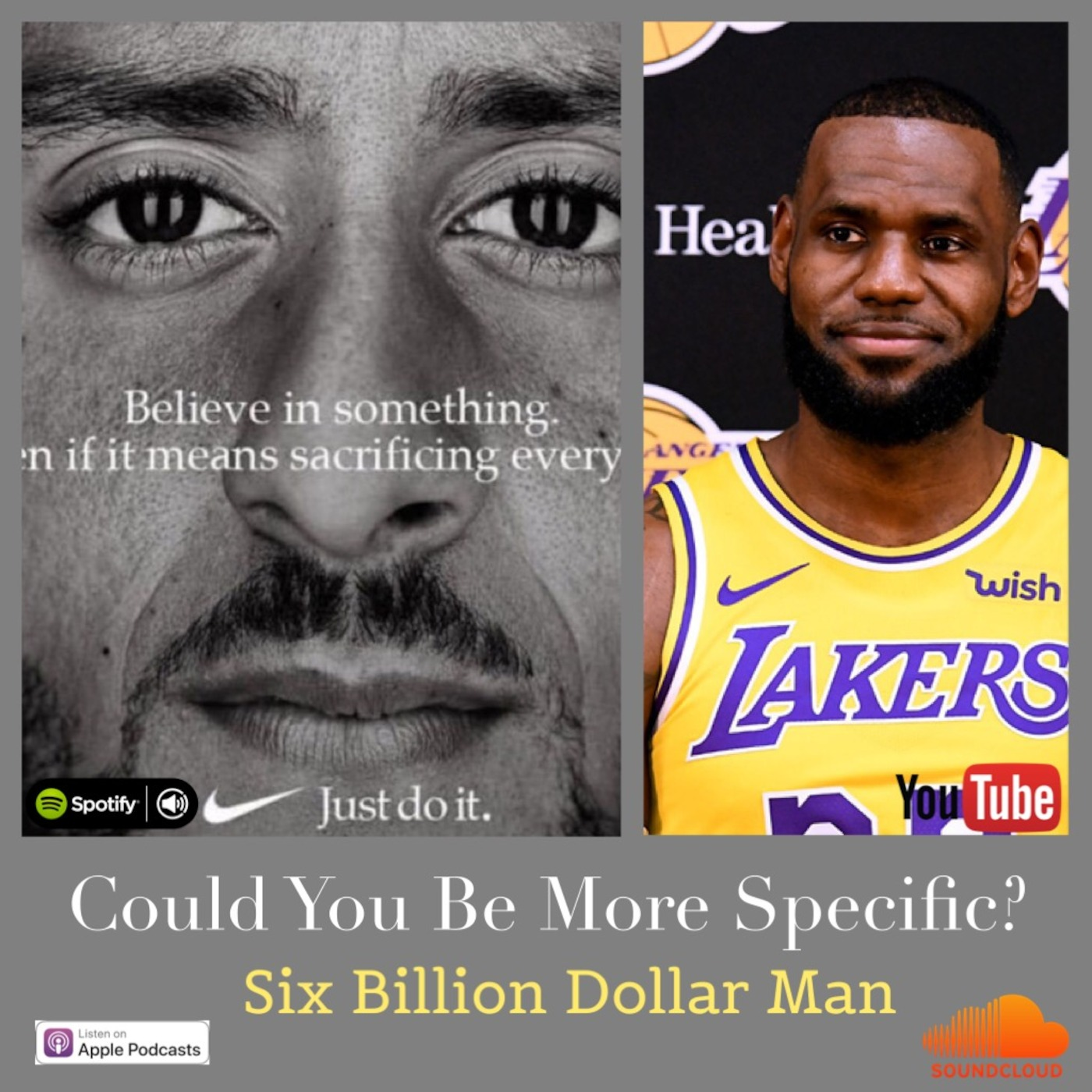 Jonathan Steele Touch On The Recent News Of Nike Reaching An All Time High With Colin Kaepernick And I Touch On Lebron James