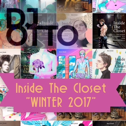 INSIDE THE CLOSET - WINTER 2017